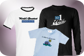 T-Shirts and Gifts for Uncles