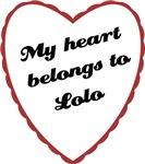 My Heart Belongs to Lolo