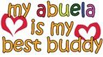 Abuela is My Best Buddy