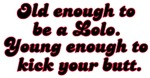 Young Enough Lolo