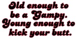 Young Enough Gampy
