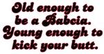 Young Enough Babcia