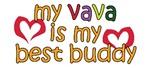 Vava is My Best Buddy
