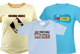 Memaw Gifts and T-Shirts