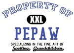 Property of Pepaw