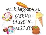 What Happens at Gamma's...