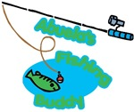 Abuela's Fishing Buddy