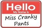 Miss Cranky Pants
