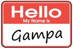 Hello, My name is Gampa