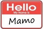 Hello, My name is Mamo