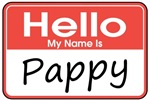 Hello, My name is Pappy