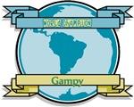 World Champion Gampy