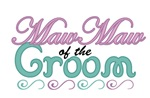 MawMaw of the Groom