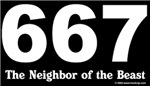 667 Neighbor of the Beast