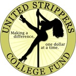 United Strippers College Fund