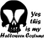 Halloween Alien Skull