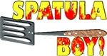 Spatula Boy, BBQ Humor