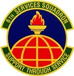 6th Services Squadron