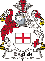 English Last Name Coats of Arms