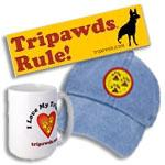 Tripawds Gifts Grab Bag