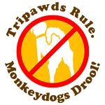 No MonkeyButts!