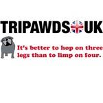 Tripawds UK Pug
