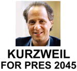 Kurzweil for President