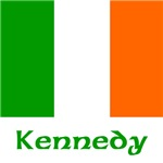 Kennedy Irish Flag