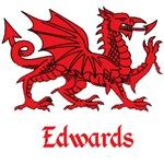 Edwards Welsh Dragon