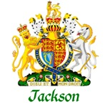 Jackson Shield of Great Britain