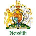 Meredith Shield of Great Britain