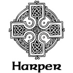 Harper Celtic Cross