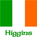Higgins Irish Flag