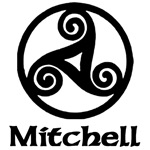 Mitchell Celtic Knot