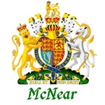 McNear Shield of Great Britain