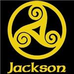 Jackson Celtic Knot (Gold)