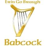 Babcock Erin go Braugh