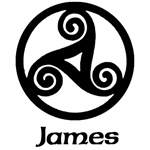James Celtic Knot