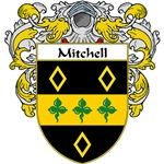 Mitchell Coat of Arms (Mantled)