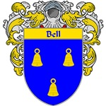 Bell Coat of Arms (Mantled)