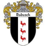 Babcock Coat of Arms (Mantled)