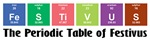 Periodic Table of Festivus Stuff