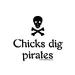 Flirty Pirate Designs
