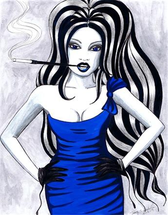 Smokin Sally