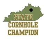 Kentucky State Cornhole Champion