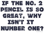If No 2 Pencil is so great