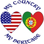 Portugal USA Country Heritage
