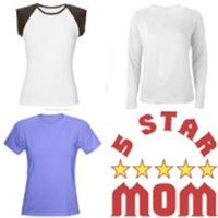 Women's Shirts - 5 Star Mom