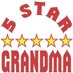 Drinkware - 5 Star Grandma