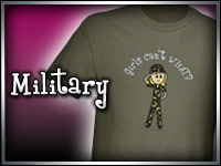 Military T-shirts and Gifts